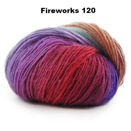 Crystal Palace Mini Mochi Yarn Fireworks 120 - 14