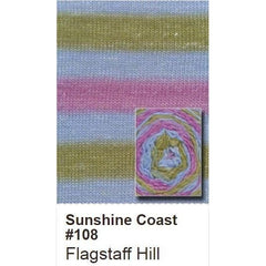 Queensland Collection Sunshine Coast Yarn Flagstaff Hill 108 - 3