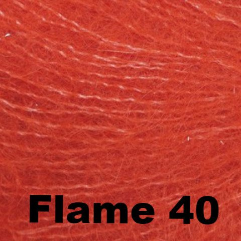 Debbie Bliss Angel Yarn Flame 40 - 23