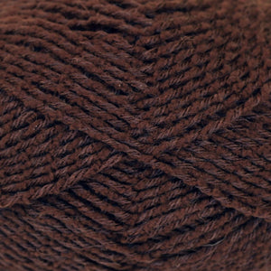 Fortissima Socka Teddy - Brown-Yarn-