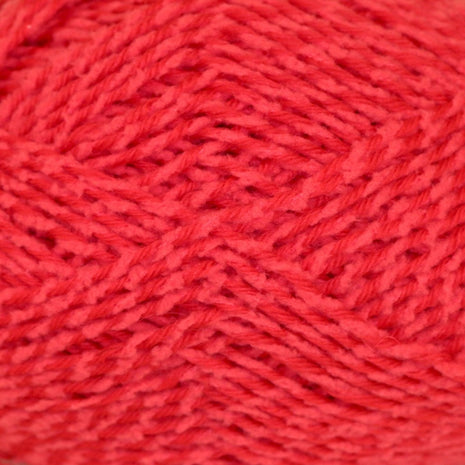 Paradise Fibers Yarn Fortissima Socka Teddy - Cherry Red