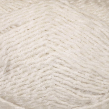 Paradise Fibers Yarn Fortissima Socka Teddy - White