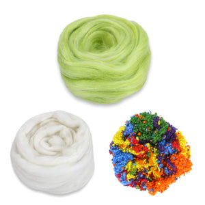 key lime pie frosted cake fiber bundle
