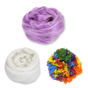 Frosted Cake Fiber Bundle-Fiber-Yumberry-