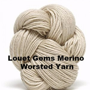 Louet Gems Merino Worsted Yarn  - 1