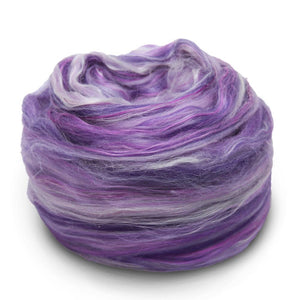 Paradise Fibers Superfine Merino, Rose, Silk & Faux Cashmere Tonal Micro Blends - Gems of Paradise-Fiber-Paradise Fibers