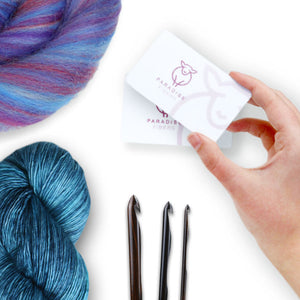 Paradise Fibers Gift Card-Gift Card-25-