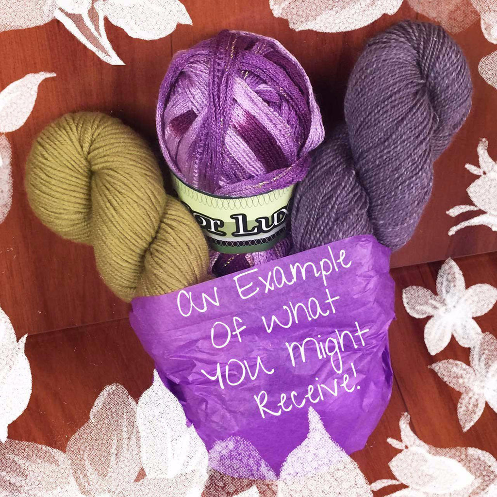 Paradise Mystery Yarn Grab Bag  - 3