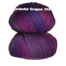 Crystal Palace Mini Mochi Yarn Grateful Grapes 315 - 11