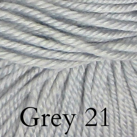 Ella Rae Cozy Soft Solids Yarn Grey 21 - 13