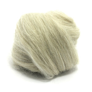Paradise Fibers Baby Alpaca Top-Fiber-Grey-4oz-