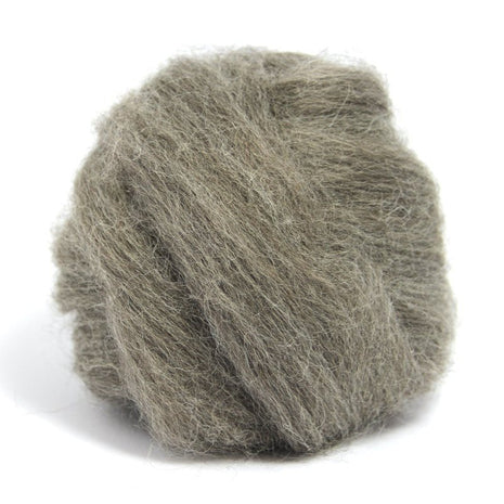 Paradise Fibers Finn Wool Tops (4 oz bag) Grey - 3