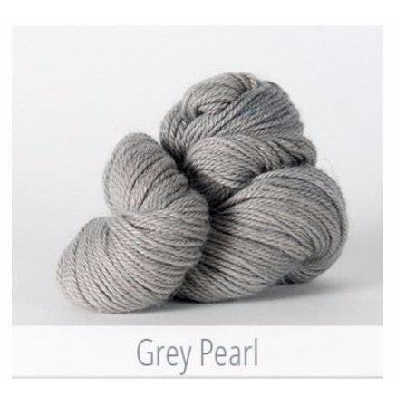 The Fibre Co. Road to China Light Yarn Grey Pearl 15 - 15