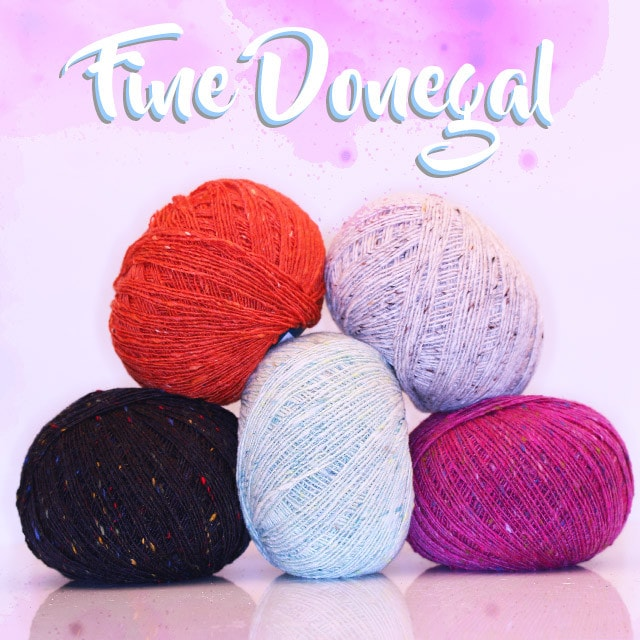 Debbie Bliss Fine Donegal Yarn  - 1