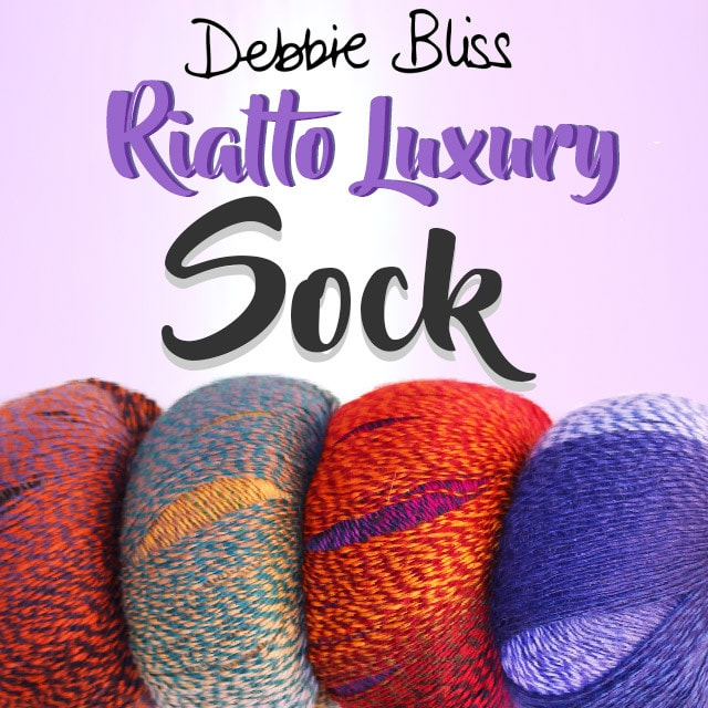 Debbie Bliss Rialto Luxury Sock Yarn  - 15