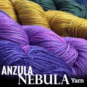 Paradise Fibers Yarn Anzula Luxury Nebula Yarn  - 1