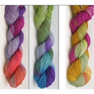 Trendsetter Yarns- Autumn Wind Print Yarn  - 1