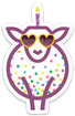 Paradise Fibers Sheep Stickers