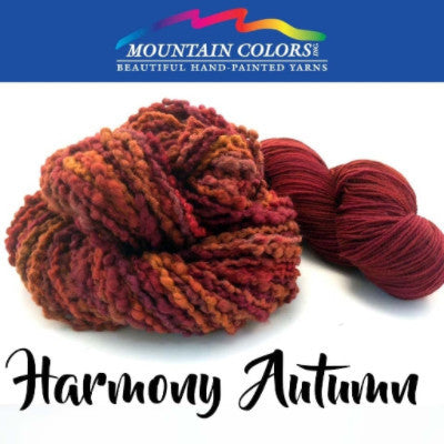 Mountain Colors Twizzlefoot Yarn Harmony Autumn - 24