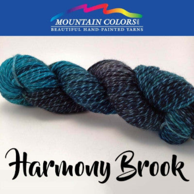 Mountain Colors Twizzlefoot Yarn Harmony Brook - 25