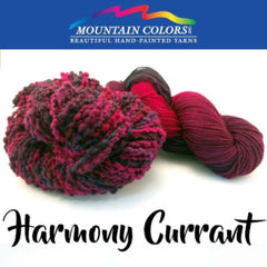 Mountain Colors Twizzlefoot Yarn Harmony Currant - 26
