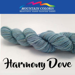 Mountain Colors Twizzlefoot Yarn Harmony Dove - 28