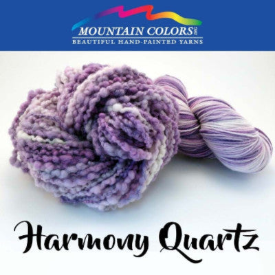 Mountain Colors Twizzlefoot Yarn Harmony Quartz - 36