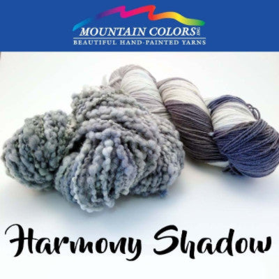 Mountain Colors Twizzlefoot Yarn Harmony Shadow - 37