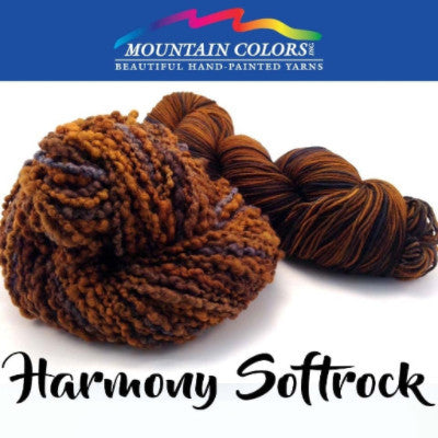 Mountain Colors Twizzlefoot Yarn Harmony Softrock - 38