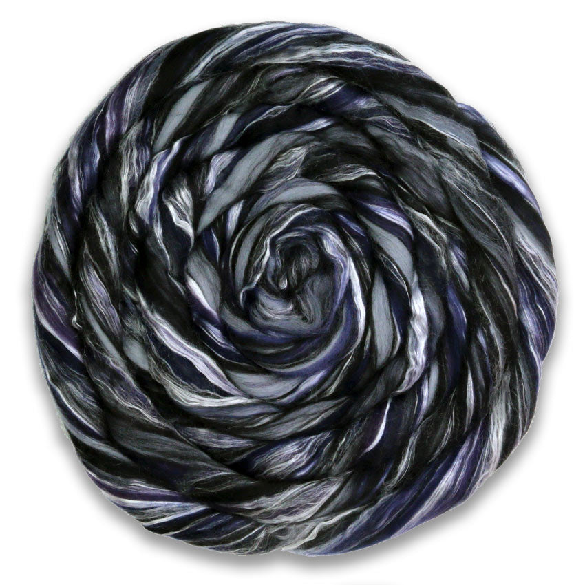 A Song of Wool and Silk - He Who Knows Nothing-Fiber-Paradise Fibers