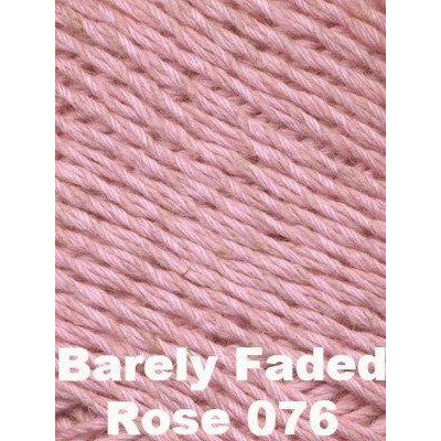 Paradise Fibers Yarn Elsebeth Lavold Hempathy Yarn Barely Faded Rose 076 - 33