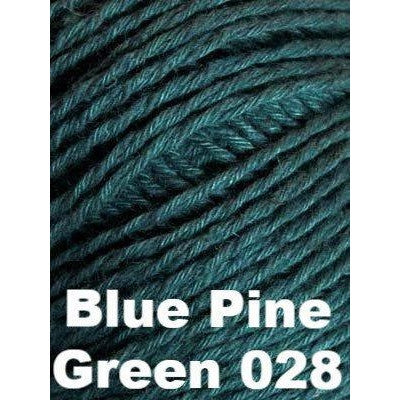 Paradise Fibers Yarn Elsebeth Lavold Hempathy Yarn Blue Pine Green 028 - 4
