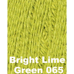 Paradise Fibers Yarn Elsebeth Lavold Hempathy Yarn Bright Lime Green 065 - 23