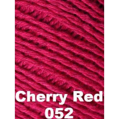 Paradise Fibers Yarn Elsebeth Lavold Hempathy Yarn Cherry Red 052 - 12