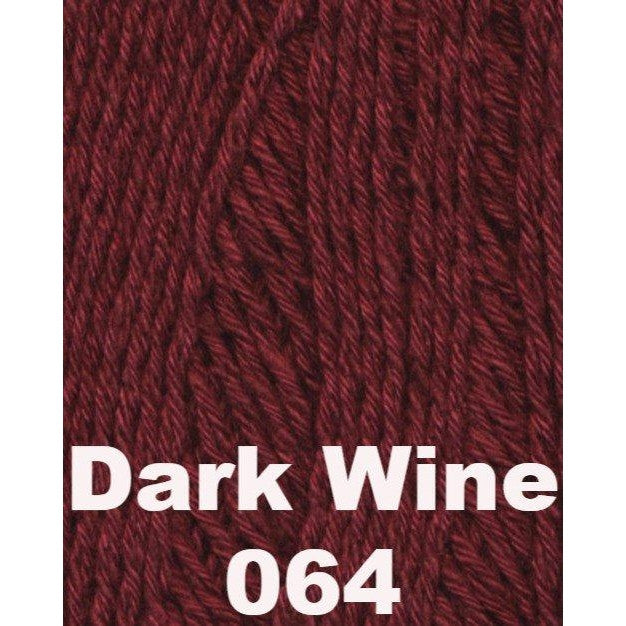 Paradise Fibers Yarn Elsebeth Lavold Hempathy Yarn Dark Wine 064 - 21