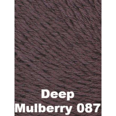 Paradise Fibers Yarn Elsebeth Lavold Hempathy Yarn Deep Mulberry 087 - 44