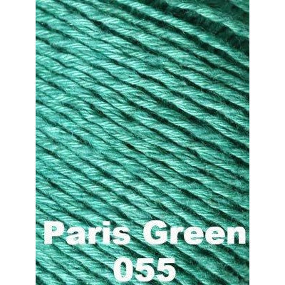 Paradise Fibers Yarn Elsebeth Lavold Hempathy Yarn Paris Green 055 - 15