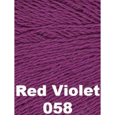Paradise Fibers Yarn Elsebeth Lavold Hempathy Yarn Red Violet 058 - 17
