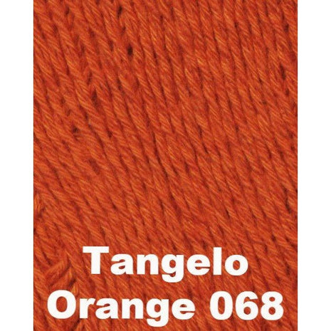Paradise Fibers Yarn Elsebeth Lavold Hempathy Yarn Tangelo Orange 068 - 25