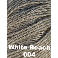 Paradise Fibers Yarn Elsebeth Lavold Hempathy Yarn White Beach 004 - 3