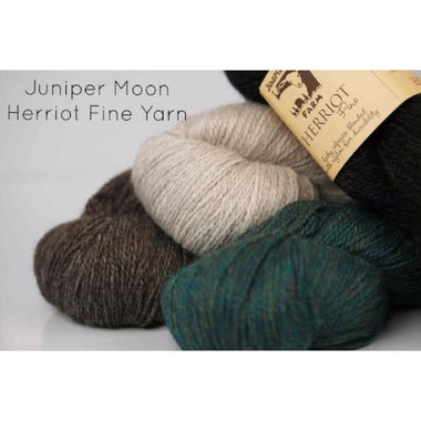 Paradise Fibers Yarn Juniper Moon Farm- Herriot Fine Yarn  - 1