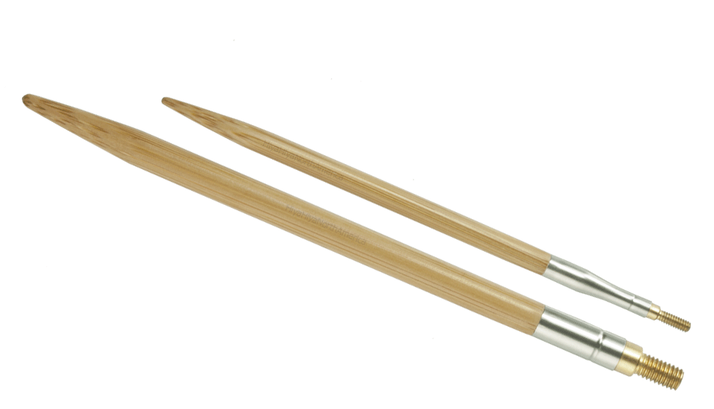 HiyaHiya Interchangeable 4inch Bamboo Tips