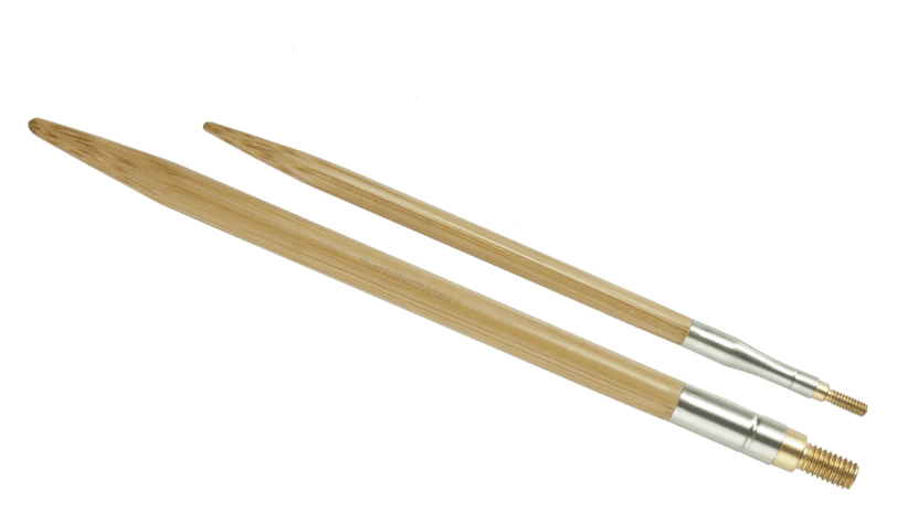 HiyaHiya Interchangeable 5inch Bamboo Tips
