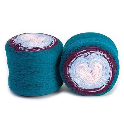 Hikoo Concentric Cotton Yarn - Pastel Pop-Yarn-Paradise Fibers