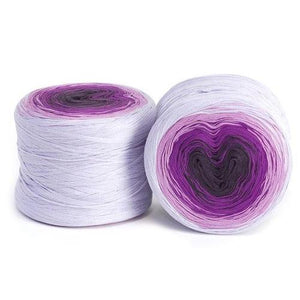 Hikoo Concentric Cotton Yarn - Urchin-Yarn-Paradise Fibers