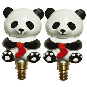 HiyaHiya Panda Stopper for Interchangeable Cables  - 2