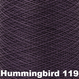 3/2 Mercerized Perle Cotton-Weaving Cones-Hummingbird 119-