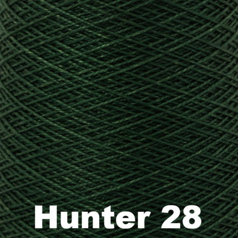 5/2 Perle Cotton 1lb Cones Hunter 28 - 51