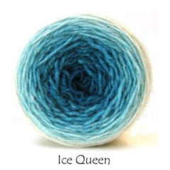 FREIA OMBRÉ Fingering Yarn Ice Queen / Fingering - 14