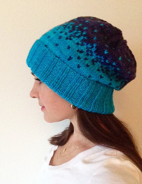 Pixelated Hat Pattern  - 3